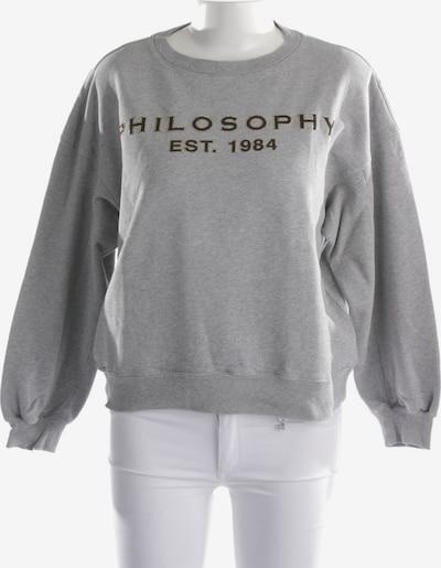 Philosophy di Lorenzo Serafini Sweatshirt / Sweatjacke in S in grau, Produktansicht