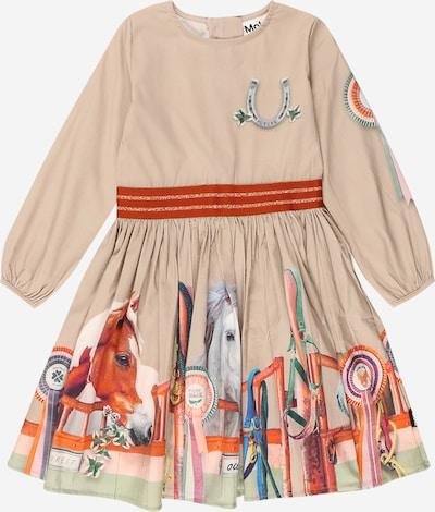 Molo Kleid 'Christine' in beige / mischfarben, Produktansicht
