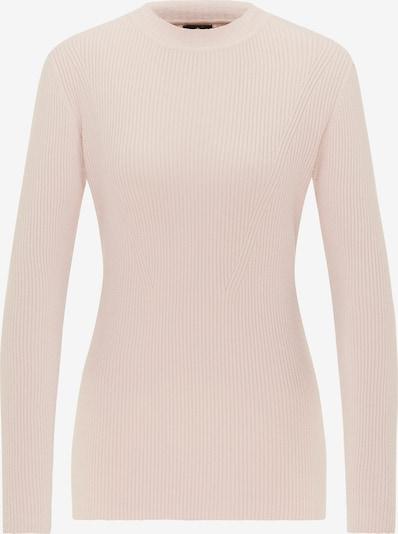 DreiMaster Klassik Pullover in pastellpink, Produktansicht