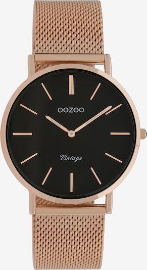OOZOO Uhr 'C9926' in gold, Produktansicht