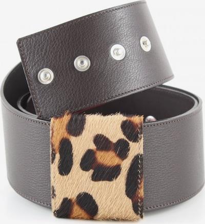 Schneider & Friends Belt in XS-XL in Cream / Brown / Black, Item view