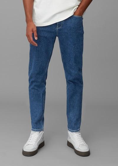 Marc O'Polo DENIM Jeans 'LINUS' in de kleur Blauw denim, Modelweergave