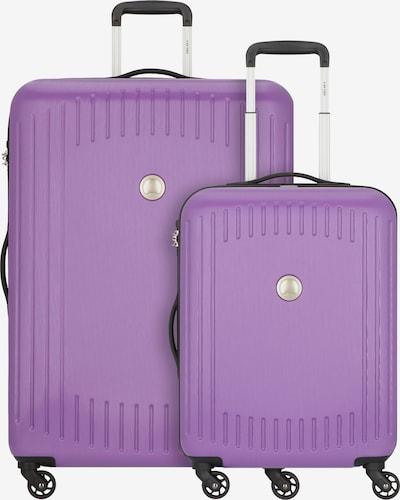 DELSEY Kofferset 'Namies' in lila, Produktansicht