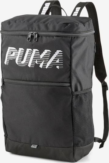 PUMA Rucksack in schwarz / weiß, Produktansicht