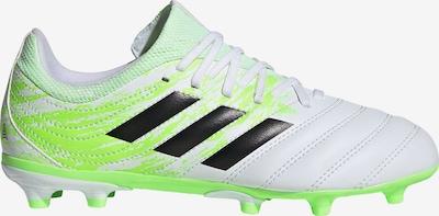 ADIDAS PERFORMANCE Copa 20.3 FG Fußballschuh Kinder in neongelb / schwarz / weiß, Produktansicht