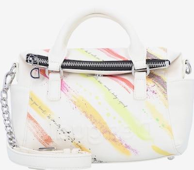 Desigual Handtas in de kleur Bruin / Geel / Pink, Productweergave