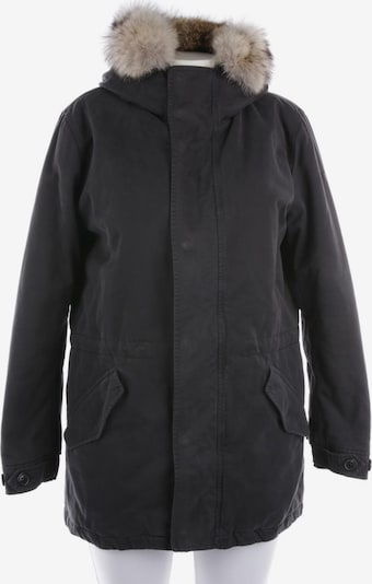 Designerartikel Winterparka in XL in grau, Produktansicht