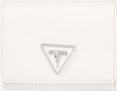 GUESS Πορτοφόλι 'CORDELIA' σε λευκό, Άποψη προϊόντος