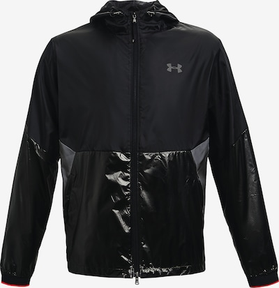 UNDER ARMOUR Trainingsjacke 'Recover Legacy' in schwarz, Produktansicht