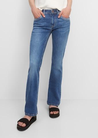 Marc O'Polo DENIM Jeans 'Nella' in Blauw