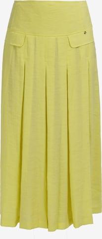 HELMIDGE Skirt in Yellow