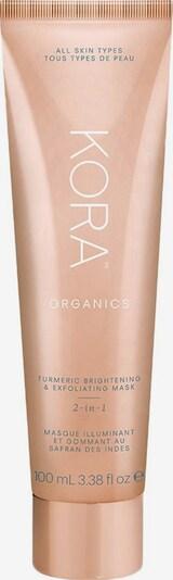 KORA Organics Maske '2in1 Brightening & Exfoliating' in beige, Produktansicht