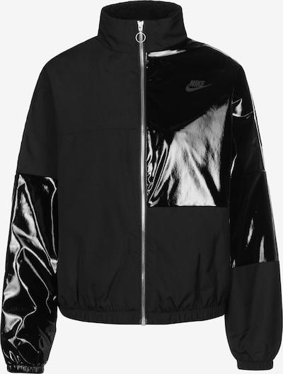 Nike Sportswear Jacke in schwarz, Produktansicht