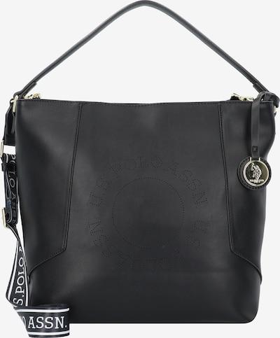 U.S. Polo Assn. Madison Schultertasche 29 cm in schwarz, Produktansicht