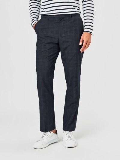 BURTON MENSWEAR LONDON Kalhoty - modrá / námořnická modř / grafitová, Model/ka