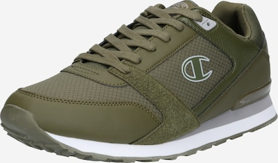 Champion Authentic Athletic Apparel Sneakers laag in de kleur Groen, Productweergave