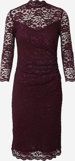 SWING Kleid in aubergine, Produktansicht