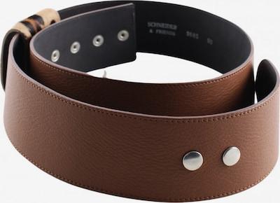 Schneider & Friends Taillengürtel in XS-XL in braun, Produktansicht