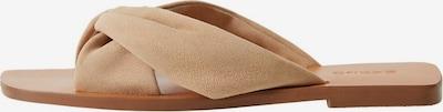 MANGO Pantolette in creme / sand, Produktansicht