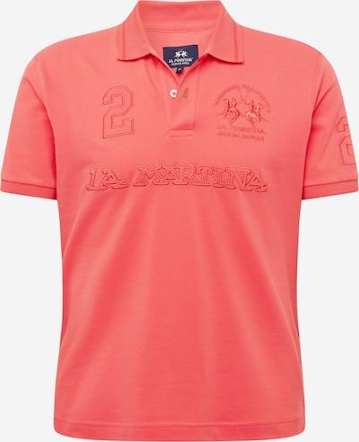 La Martina Shirt in koralle, Produktansicht