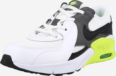 Nike Sportswear Sneaker 'Air Max Excee' in gelb / schwarz / weiß, Produktansicht