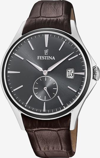 FESTINA Uhr in braun / schwarz, Produktansicht