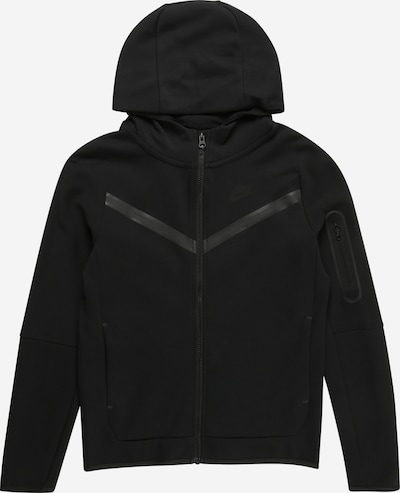 fekete Nike Sportswear Tréning dzseki, Termék nézet