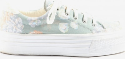 Asos Sneakers & Trainers in 37 in Turquoise / White, Item view