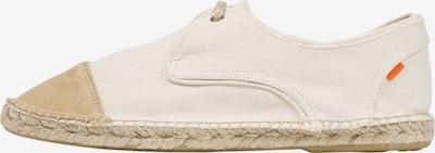 Scalpers Espadrilles in beige / sand / marine, Produktansicht