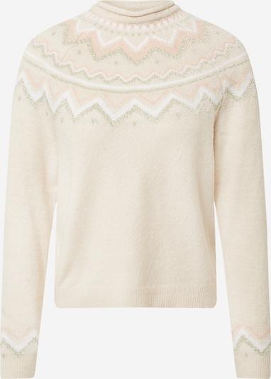 ONLY Pullover 'New Eyla' in mischfarben / offwhite, Produktansicht