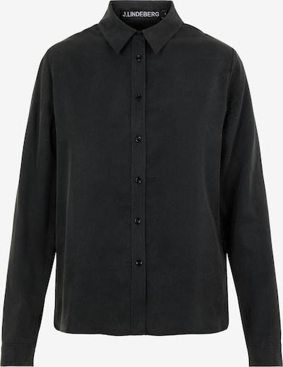 J.Lindeberg Hemd in schwarz, Produktansicht