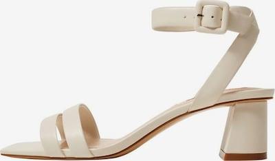 MANGO Sandalette in weißmeliert, Produktansicht