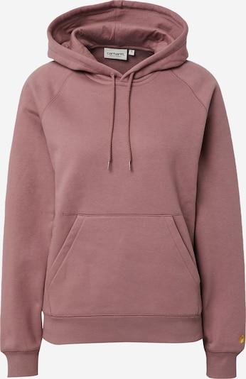 Carhartt WIP Sweatshirt 'Chase' in mauve, Produktansicht
