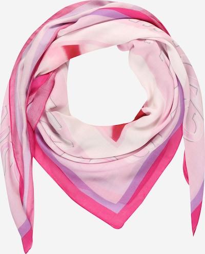 Calvin Klein Jeans Halsduk i lila / rosa / vit, Produktvy