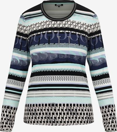 Olsen Rundhalsshirt in mint, Produktansicht