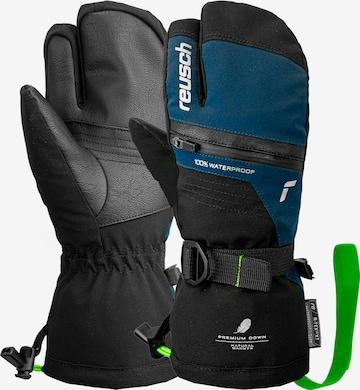 REUSCH 3-Finger Handschuhe 'Lando R-TEX® XT' in Schwarz