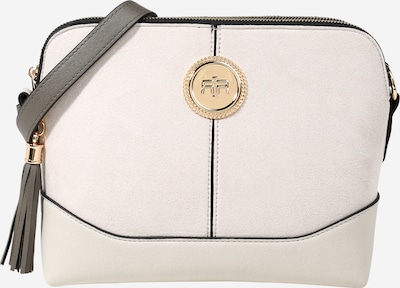 River Island Crossbody bag in Grey / White, Item view