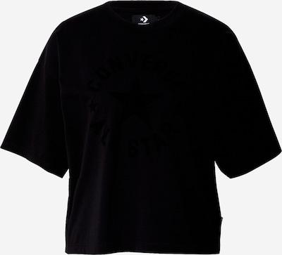 CONVERSE Тениска 'Boxy' в черно, Преглед на продукта