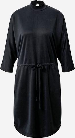mbym Kleid in Schwarz