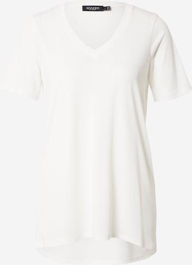 SOAKED IN LUXURY T-Shirt 'Columbine' in weiß, Produktansicht