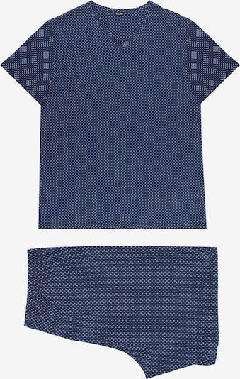 HOM Short Sleepwear ' Max ' in blau, Produktansicht