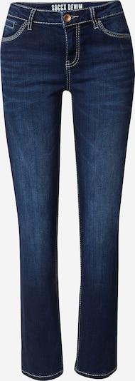 Soccx Jean en bleu foncé, Vue avec produit