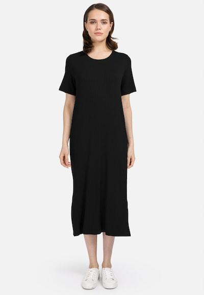 HELMIDGE Etuikleid in schwarz, Modelansicht