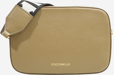 Coccinelle Crossbody bag 'Tebe' in olive / black / white, Item view