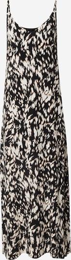 COMMA Kjole i brun / sort / hvid, Produktvisning