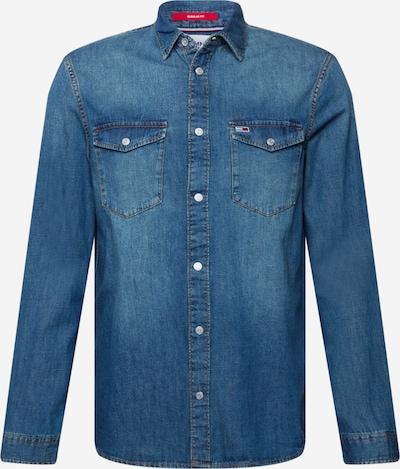 Tommy Jeans Košulja 'WESTERN' u plavi traper, Pregled proizvoda