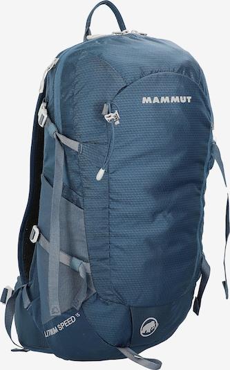 MAMMUT Sac à dos de sport en bleu, Vue avec produit