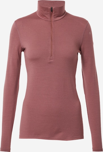 Sportinis megztinis iš Icebreaker , spalva - ryškiai rožinė spalva, Prekių apžvalga