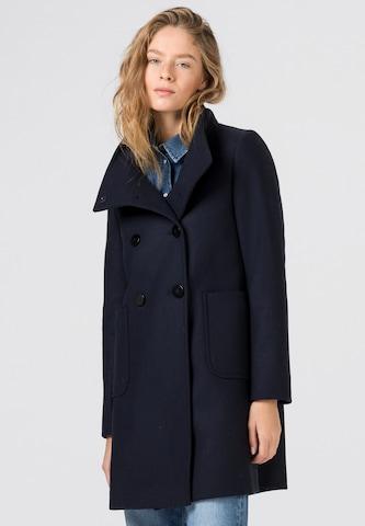 HALLHUBER Between-Seasons Coat in Blue