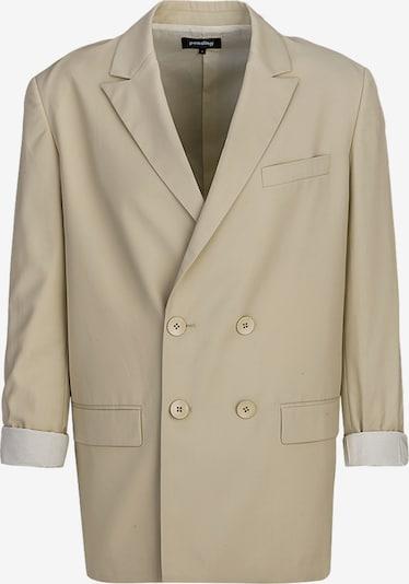 tigha Blazer  'Elwin Clean' in beige, Produktansicht